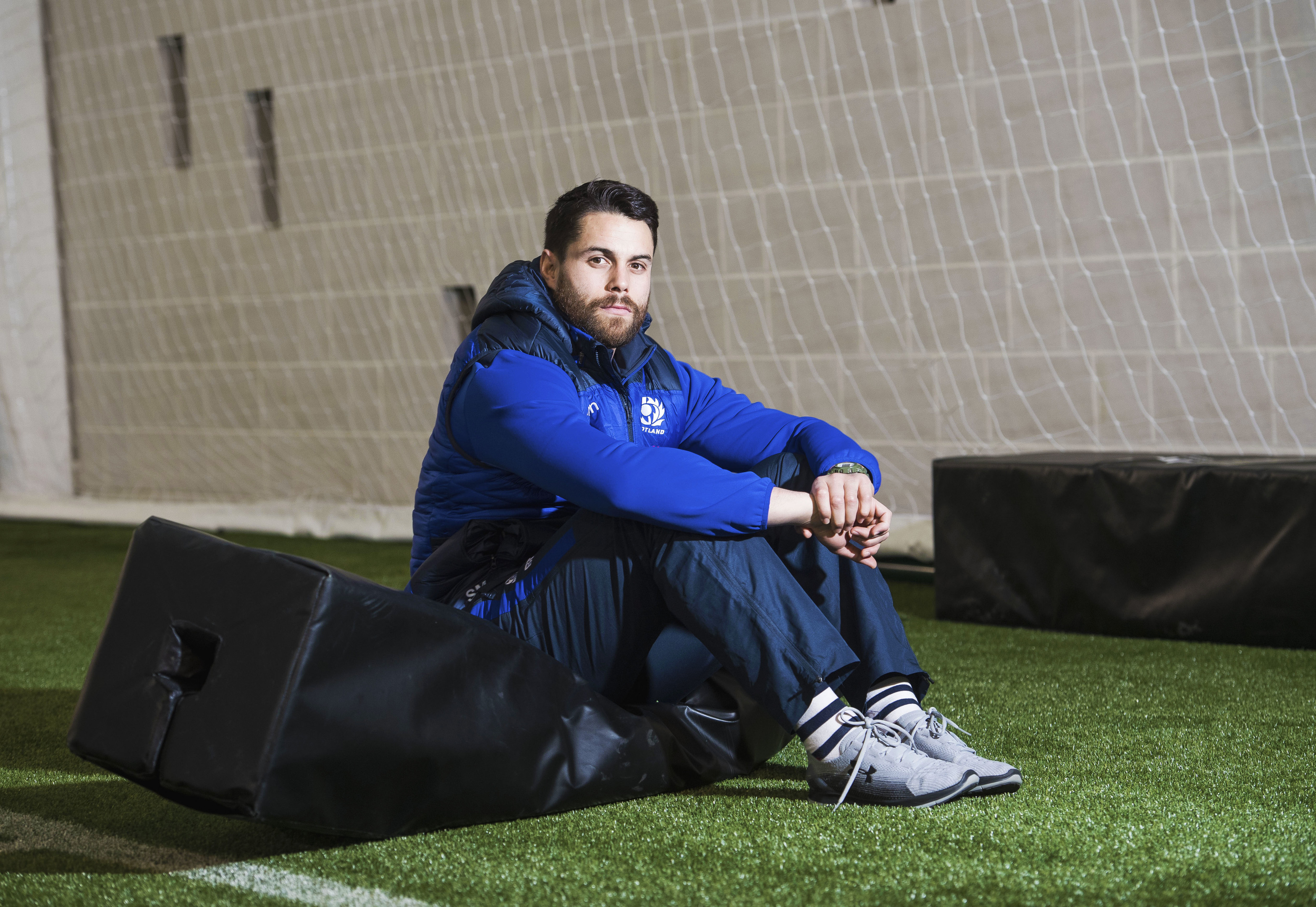 Sean Maitland thinks Scotland have X-Factor players all over the pitch.
