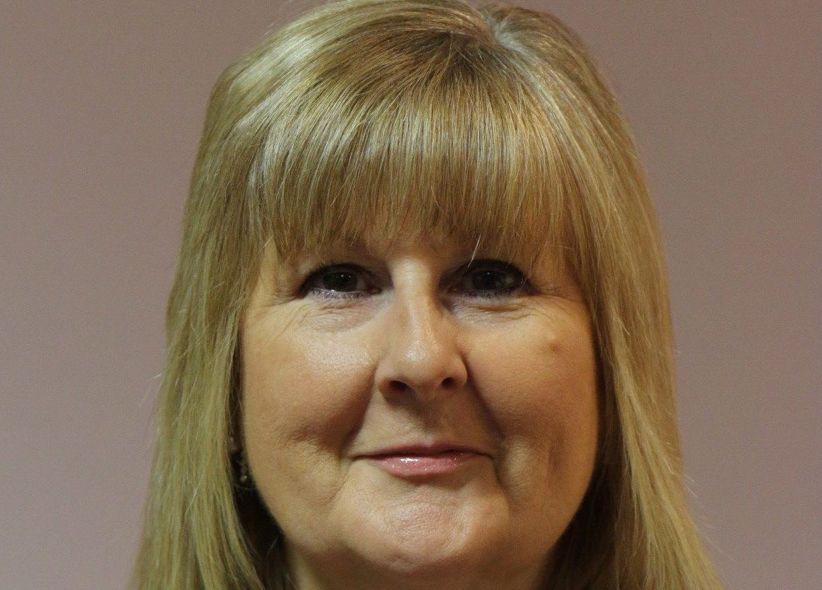 Anne Begg, manager of Perthshire Solicitors Property Centre.