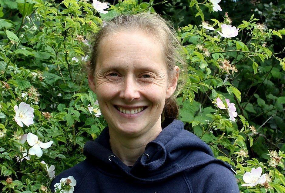 Tamsy Torkington of St Andrews University Transition Team