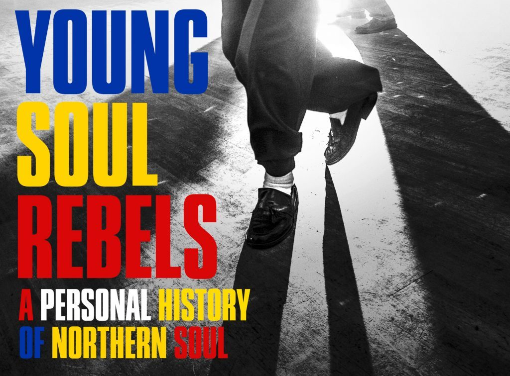 The cover of Young Soul Rebels by Stuart Cosgrove