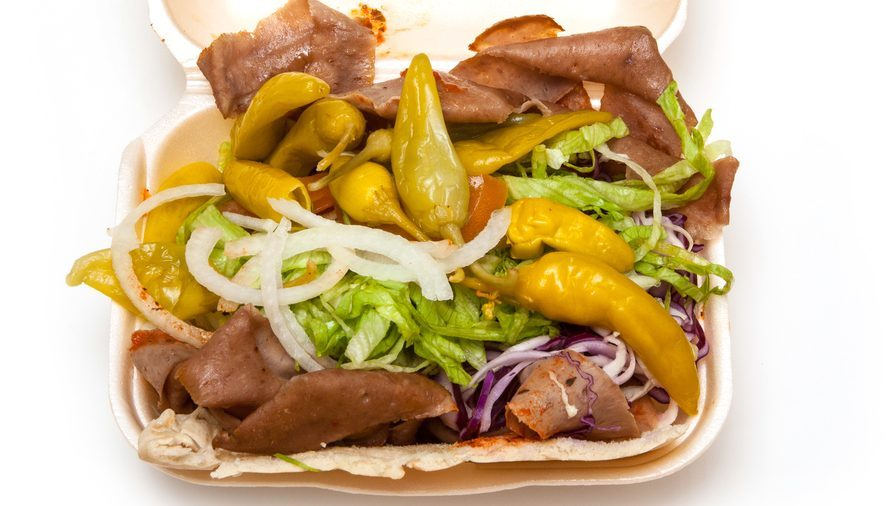 A doner kebab. But where in Scotland serves the best?