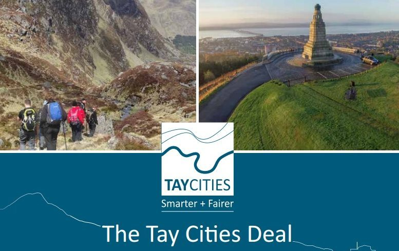 The Tay Cities Deal.