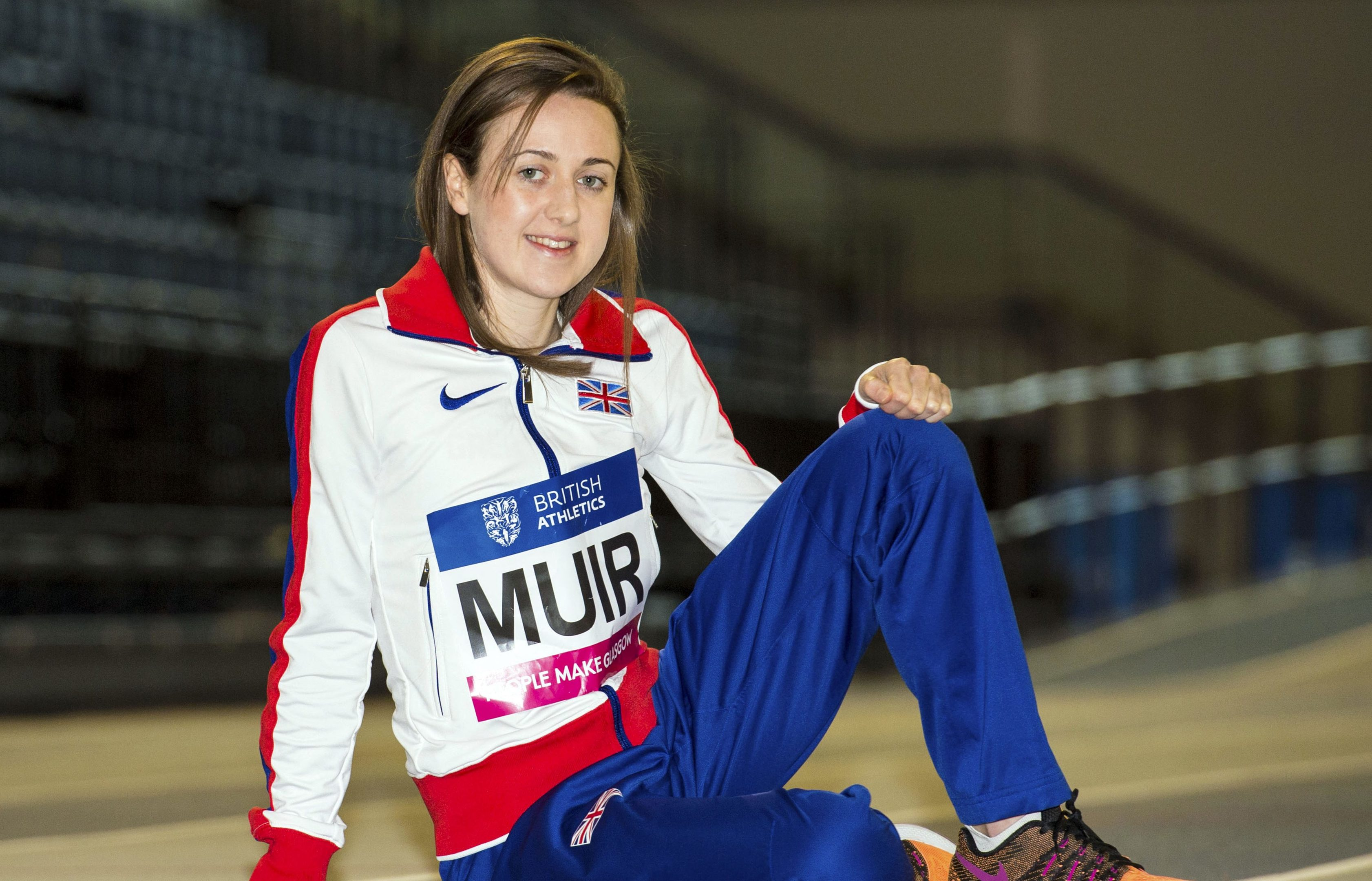 Laura Muir will be back in GB colours this weekend.