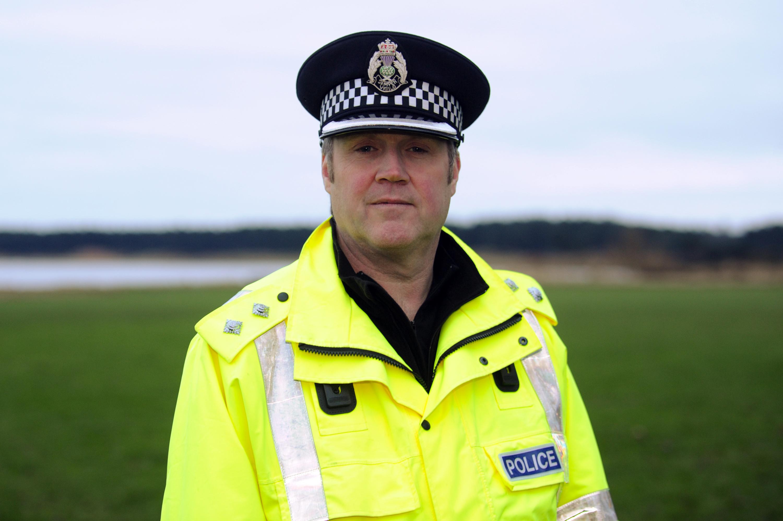 Inspector Tom Brown.