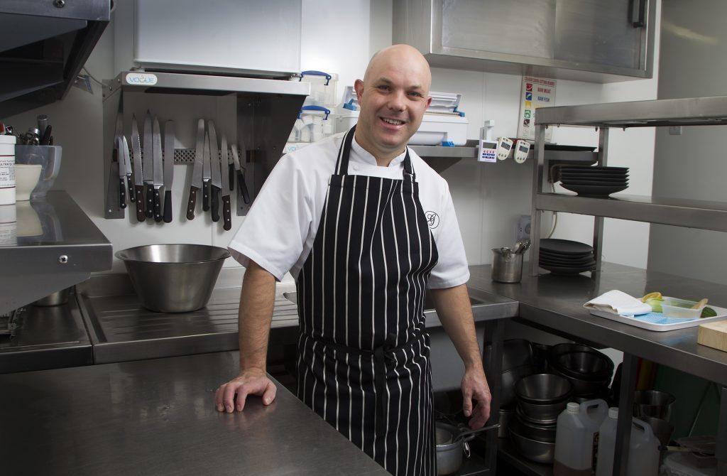 Inverkeilor Chef Garry Watson