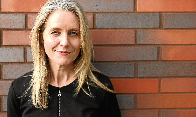 Courier columnist Jenny Hjul
