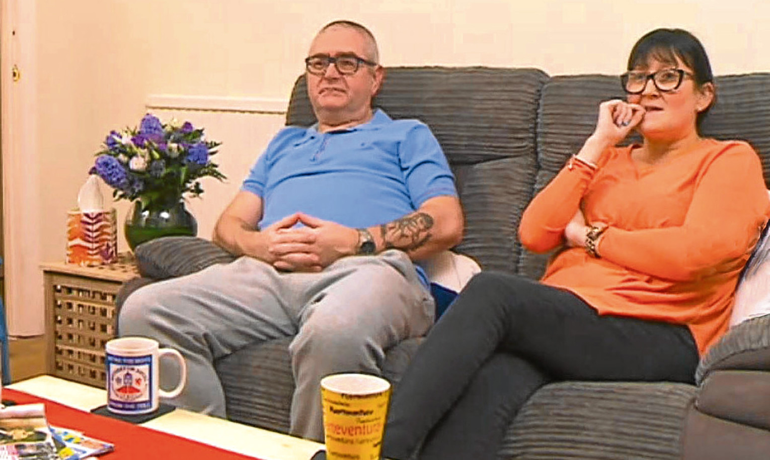 Watching Gogglebox is fun but how many hours of TV watching conversation is edited out?