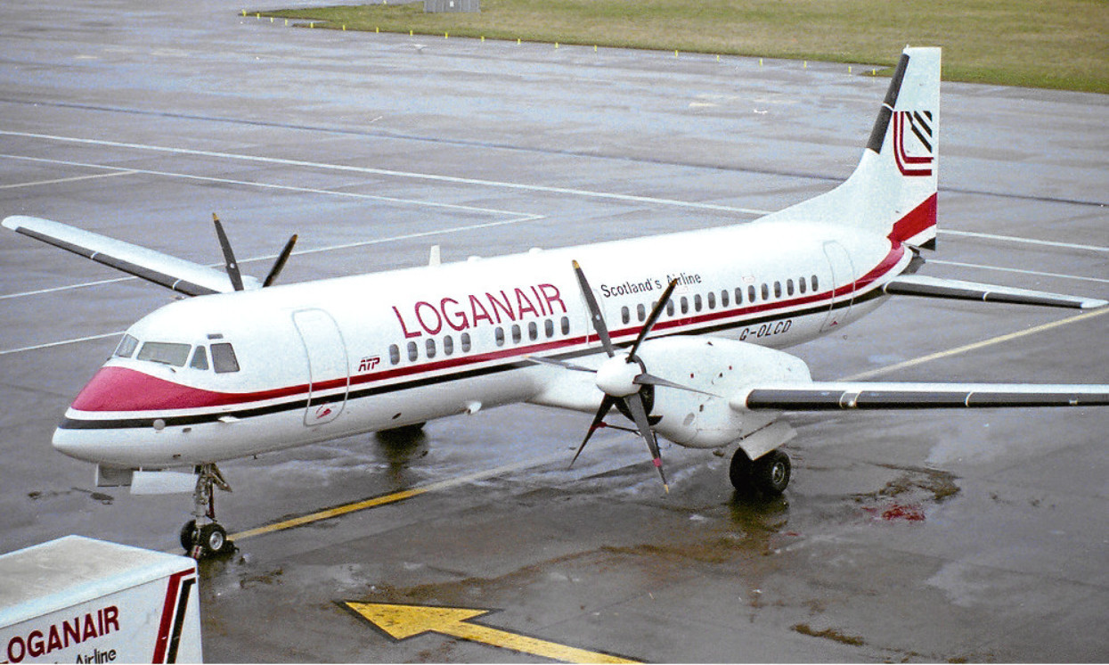 Loganair will operate the Dundee to London Stanstead route