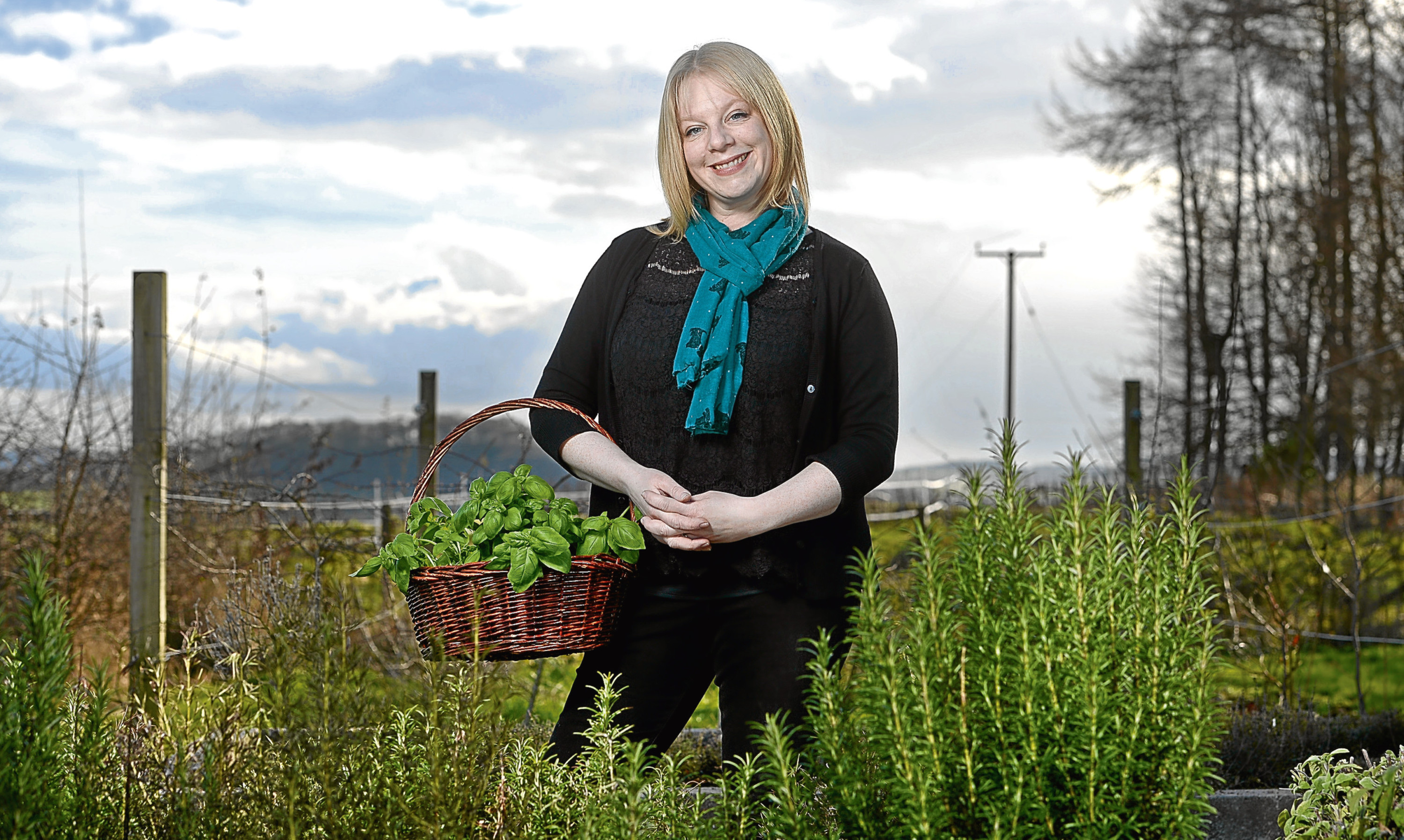 The Little Herb Farm's   Lindsey Anderson