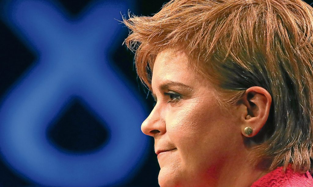 Nicola Sturgeon and her party seem hell-bent on pressing for another independence referendum.