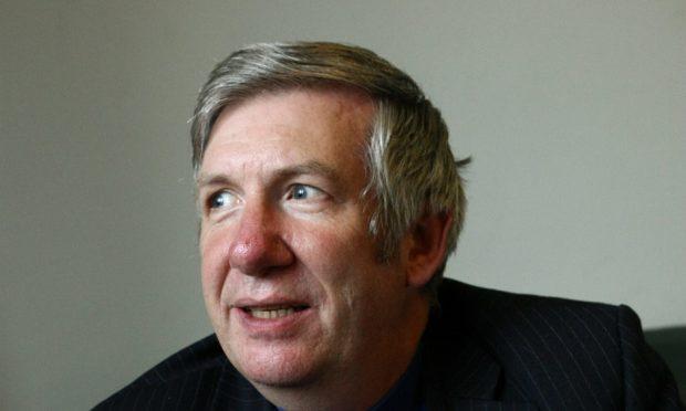 Reverend James Wilson, Presbytery of Dundee clerk.