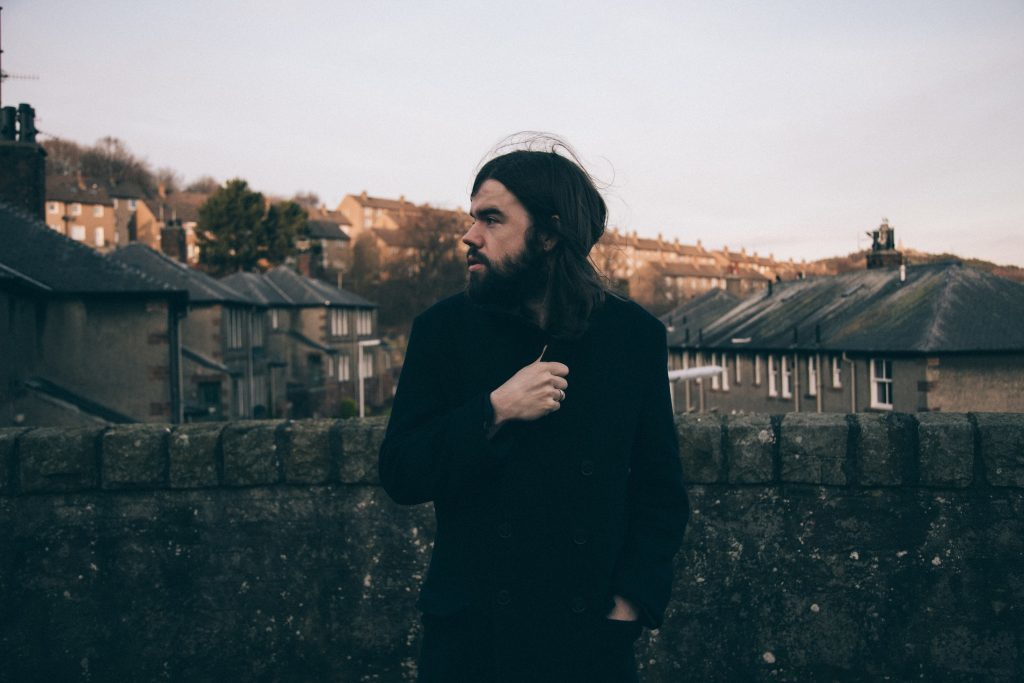 Dundee musician Andrew Wasylyk.