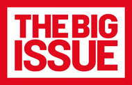 The Big Issue helps give homeless and former homeless people a hand up - not a hand out.