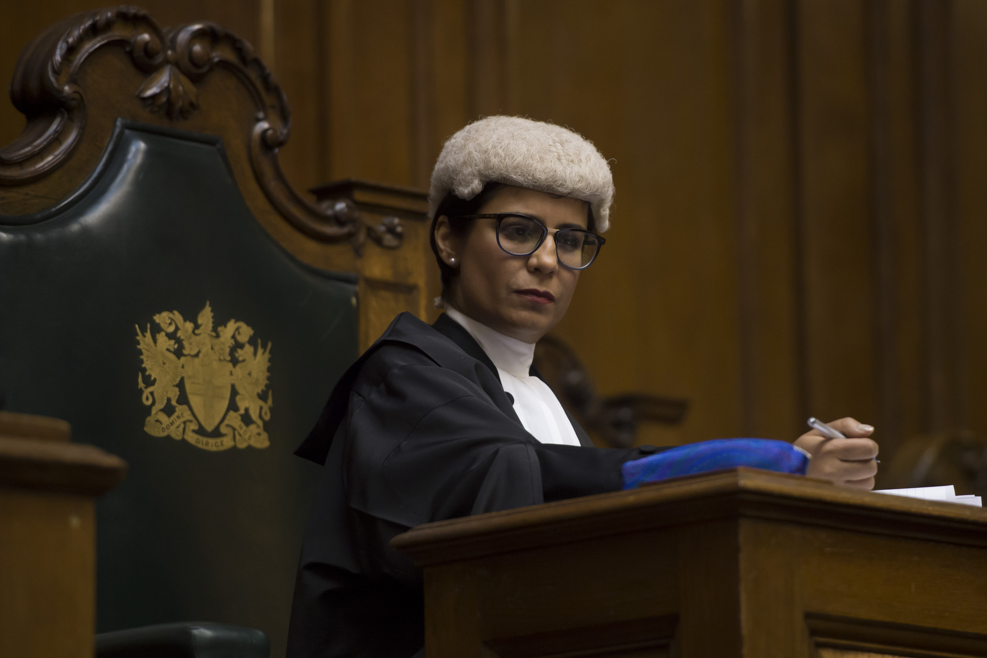 Judge Anuja Dhir.