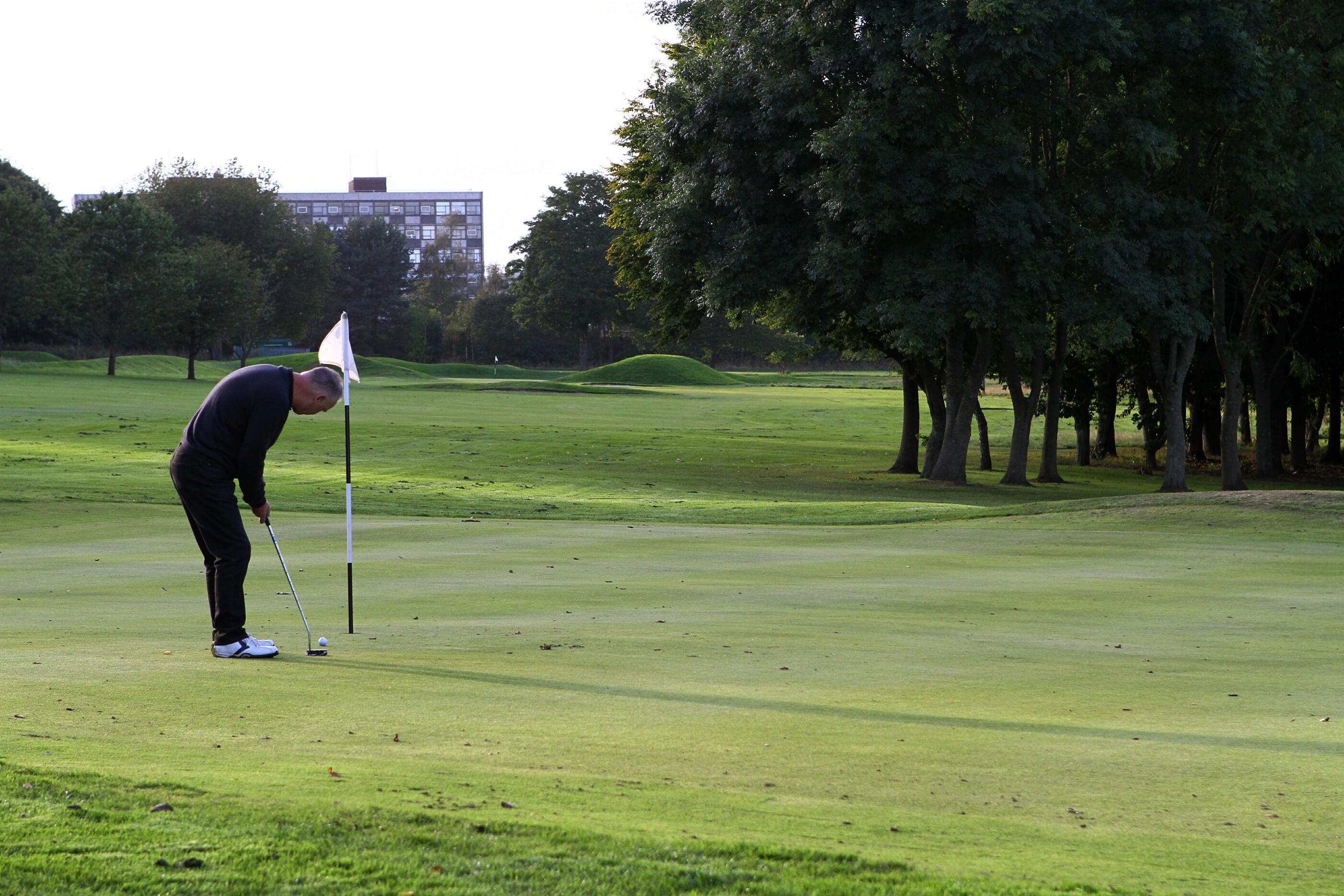 Caird Park Golf Course