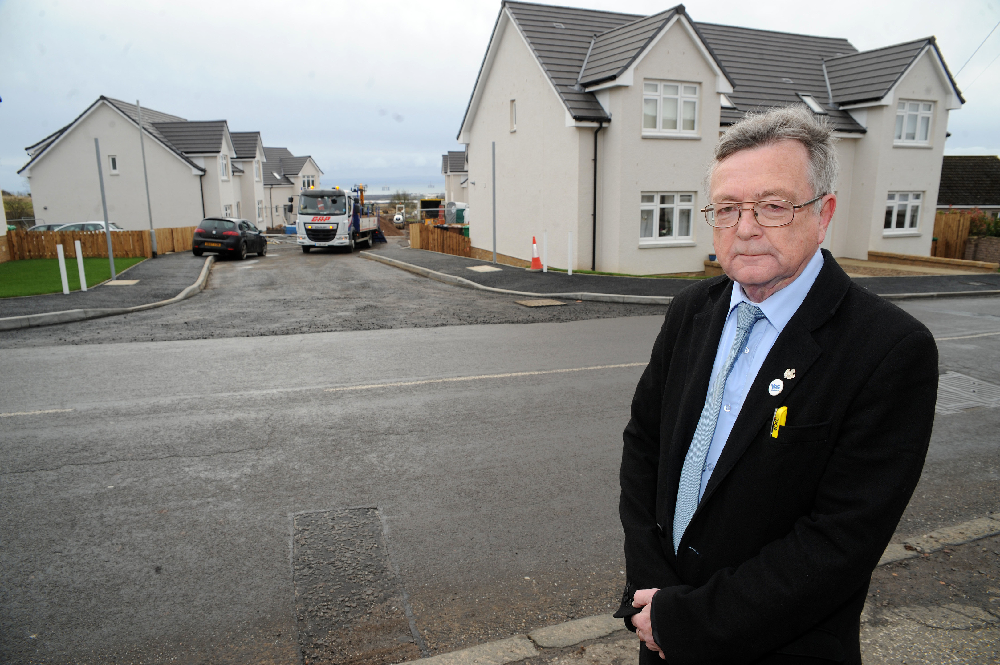 Councillor Alexander claims the council paid over the odds