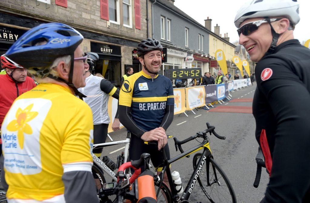 Meet like-minded cyclists at Etape!