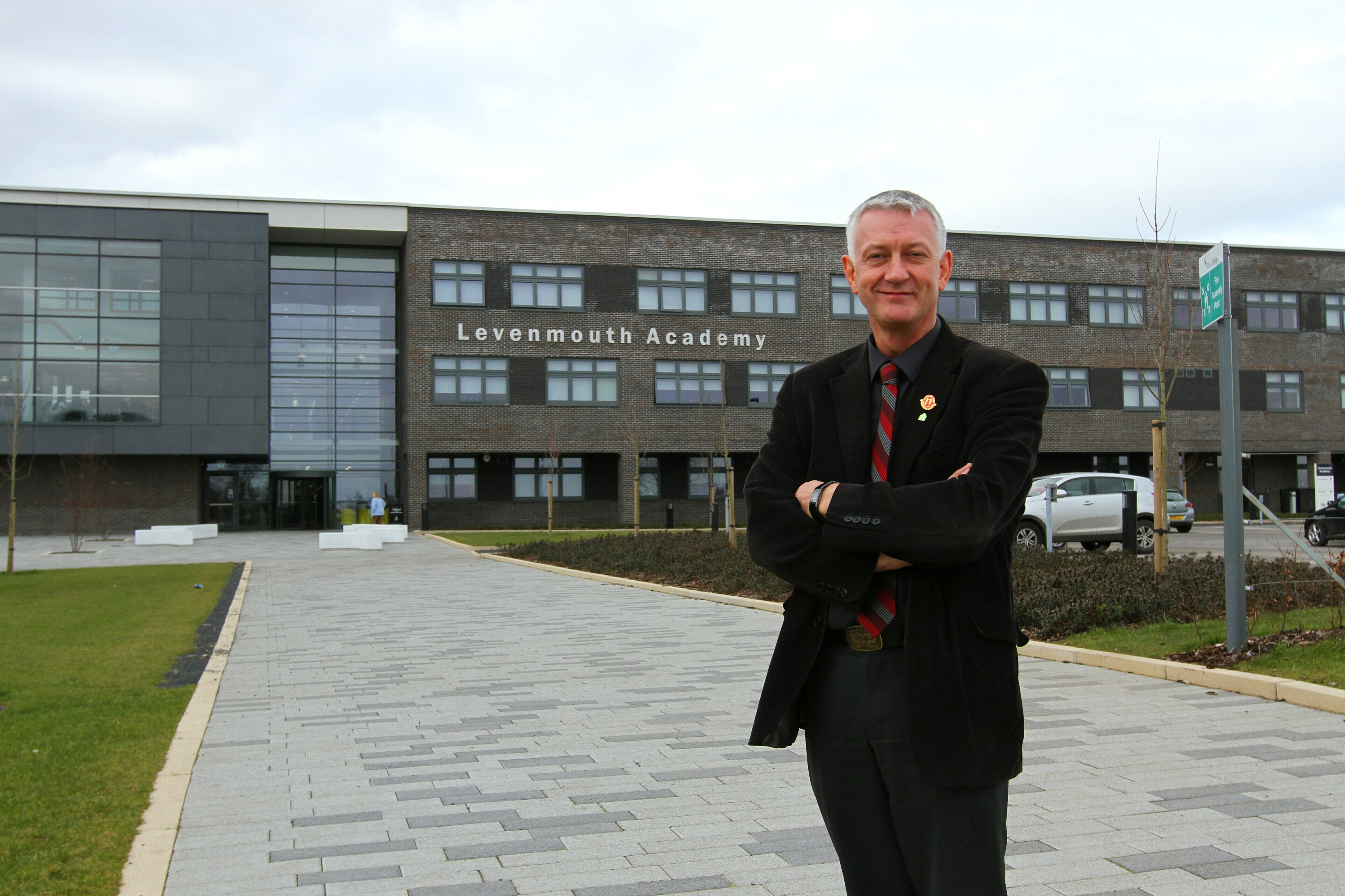 Councillor Adams has praised the school