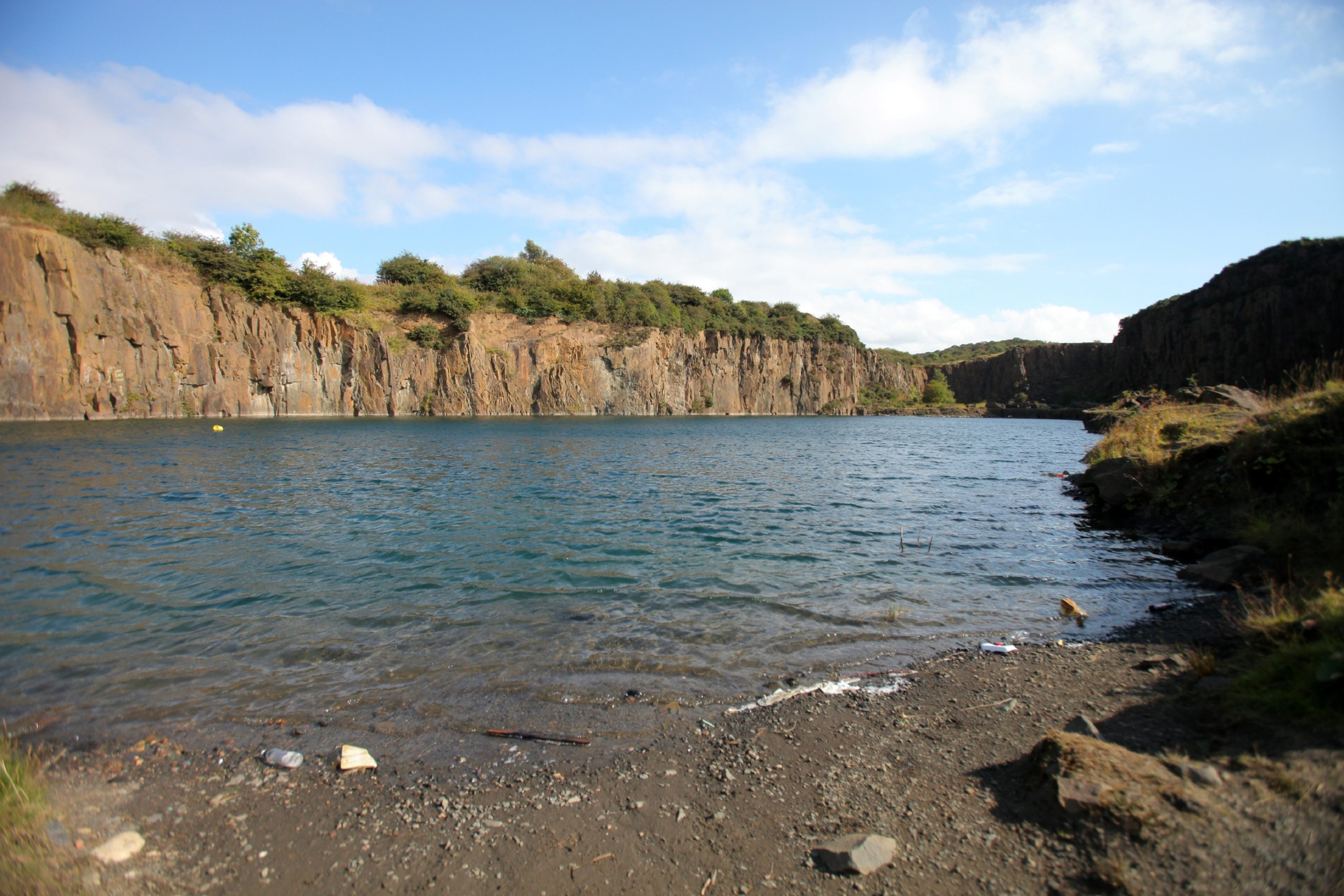Prestonhill Quarry has claimed youngsters' lives