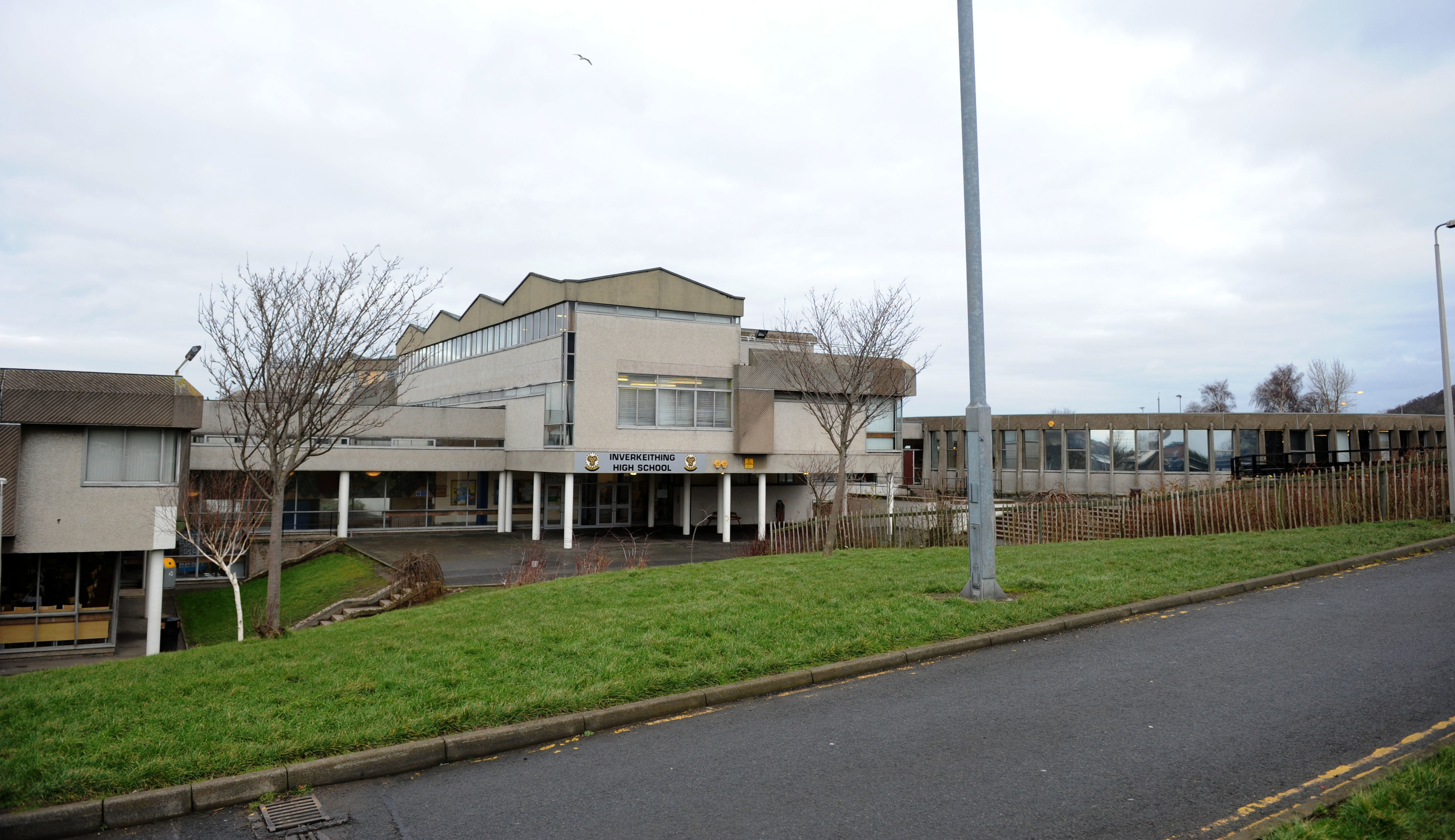 Inverkeithing High School.