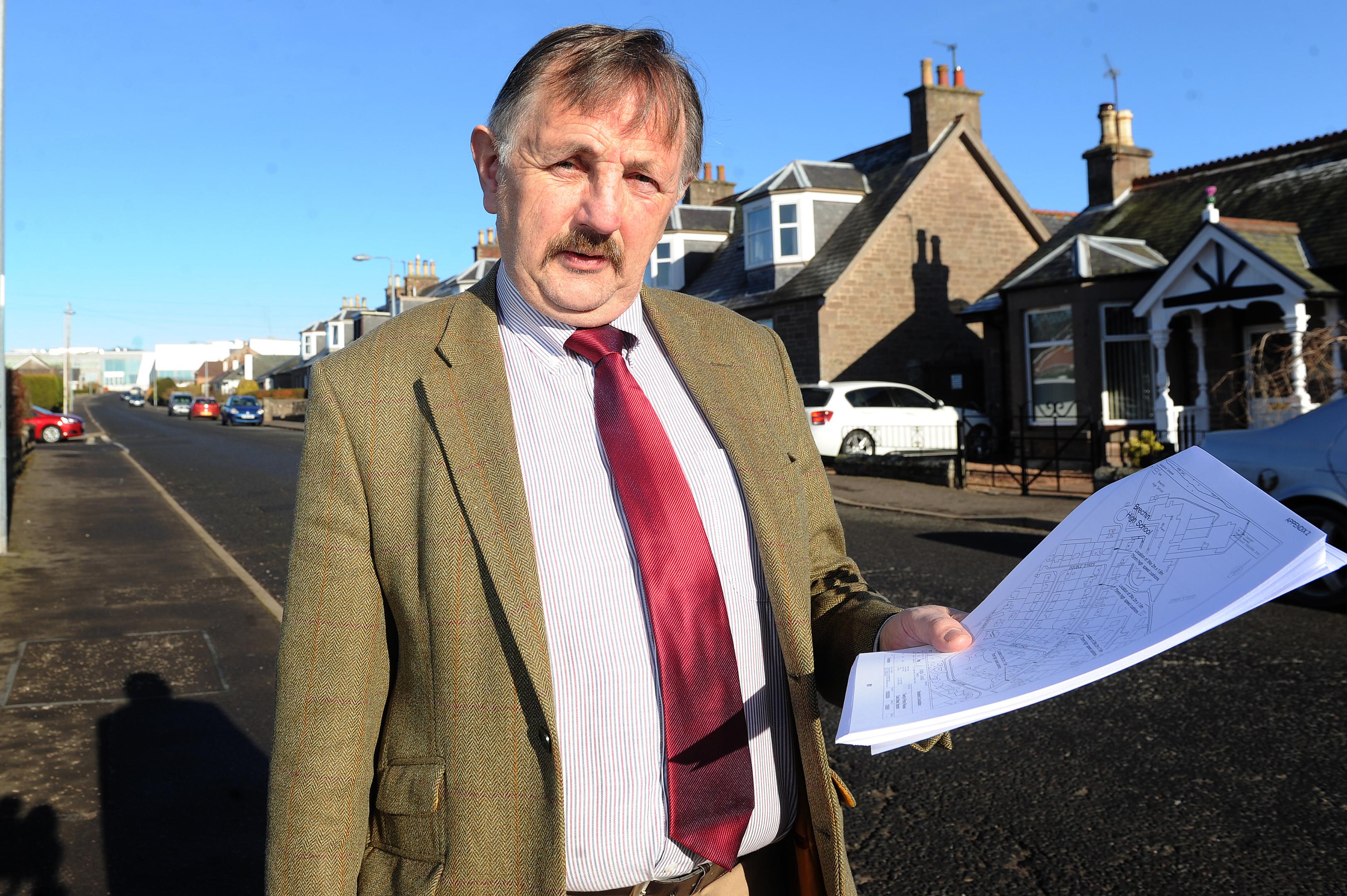 Councillor Bob Myles