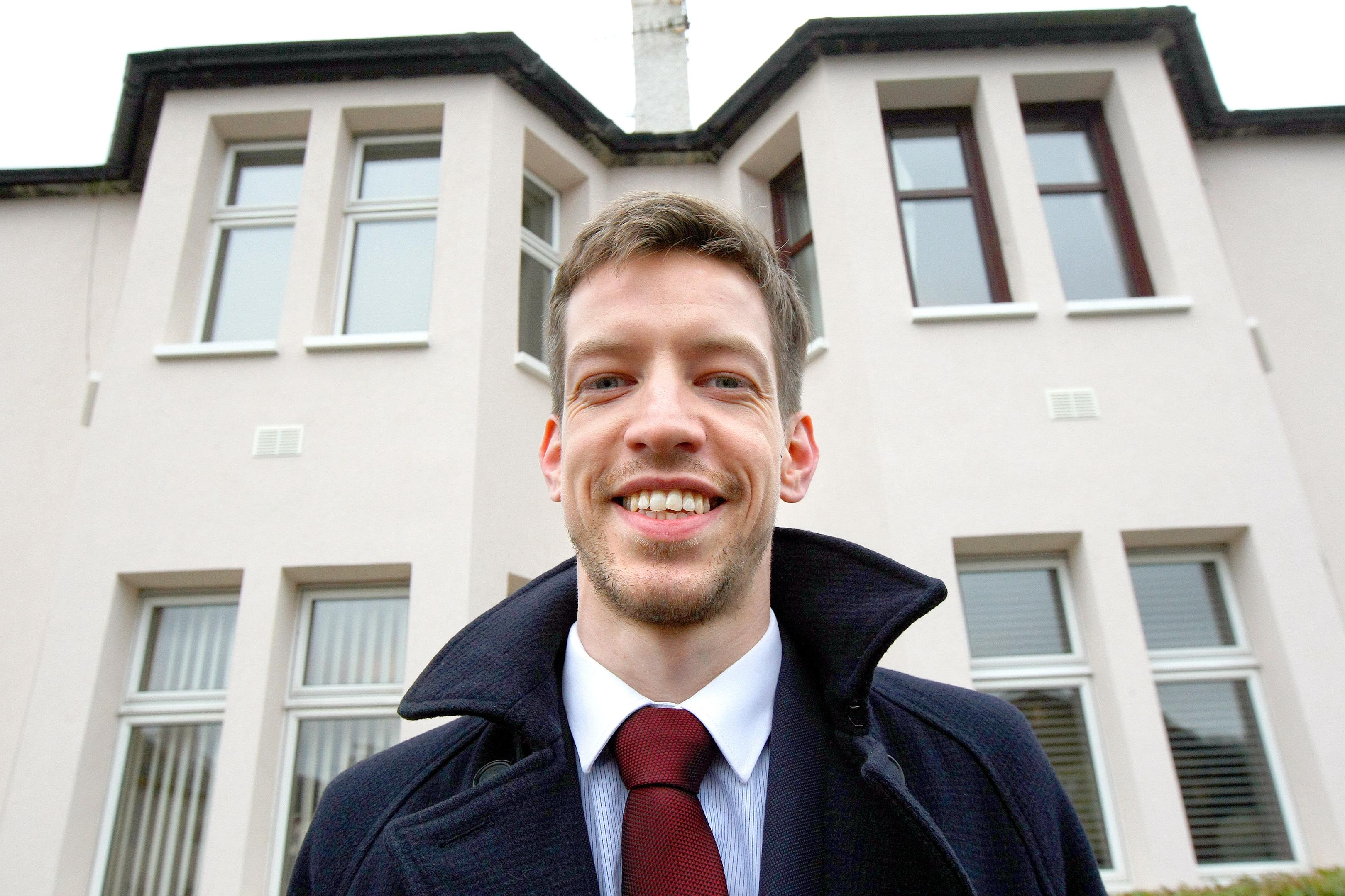 Councillor John Alexander.