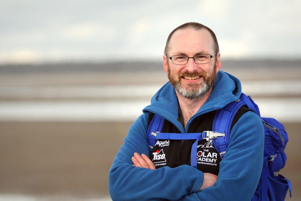 Craig Mathieson, founder of The Polar Academy.