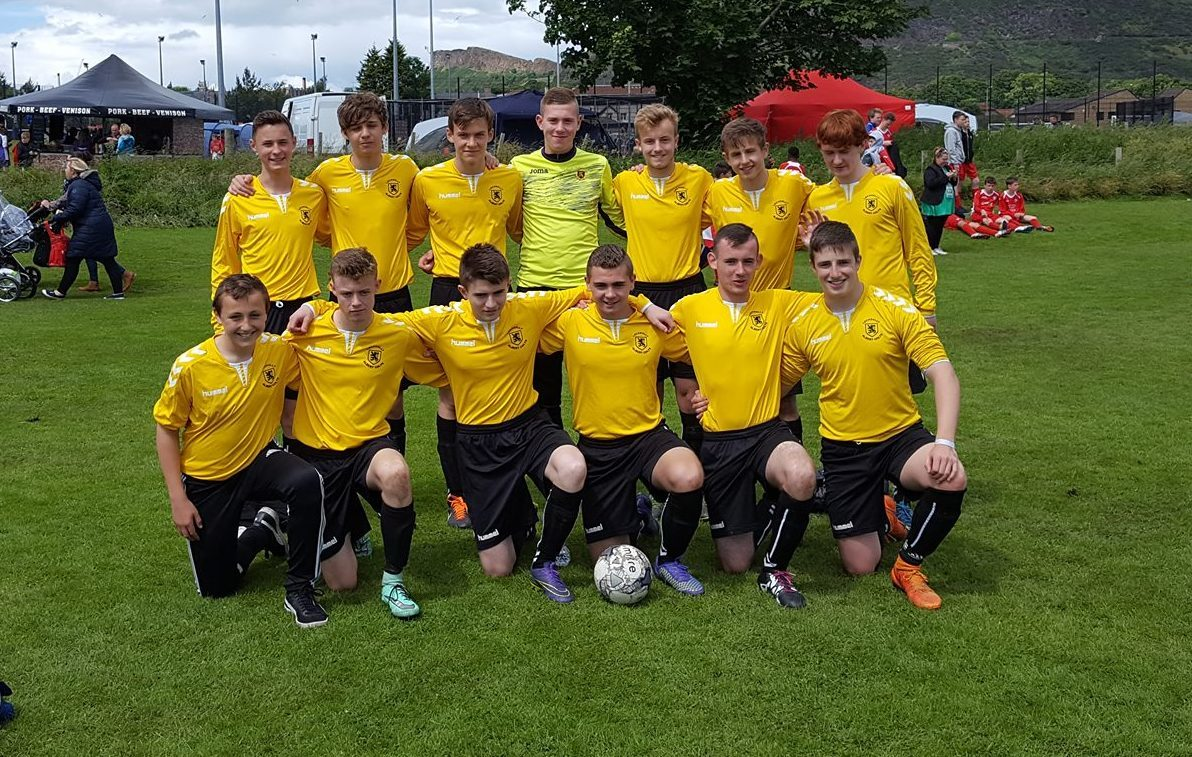 Lochgelly Albert Colts
