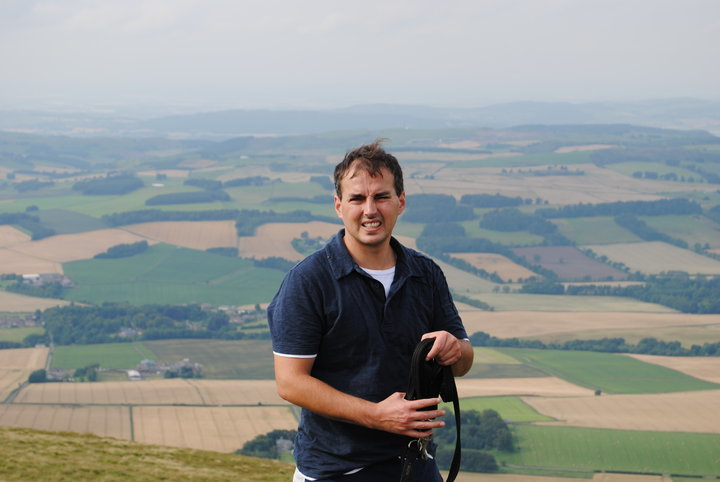 Angus lawyer Michael Boyd grew up in Dundee and voted Yes in 2014