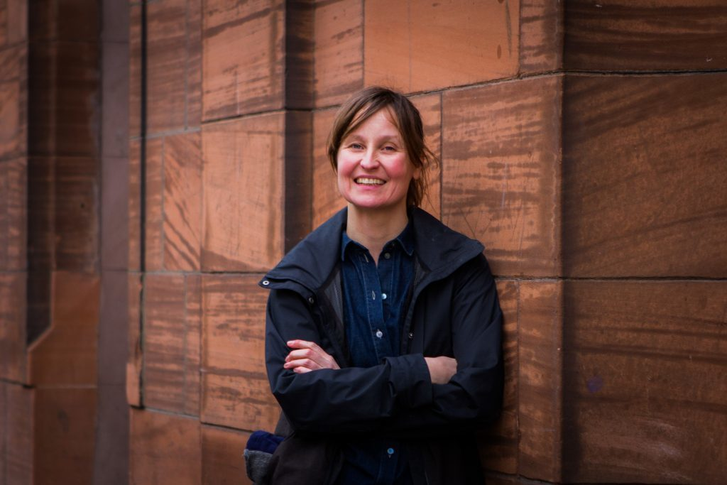Perth Theatre's artistic director Lu Kemp can't wait to return to the historic stage.