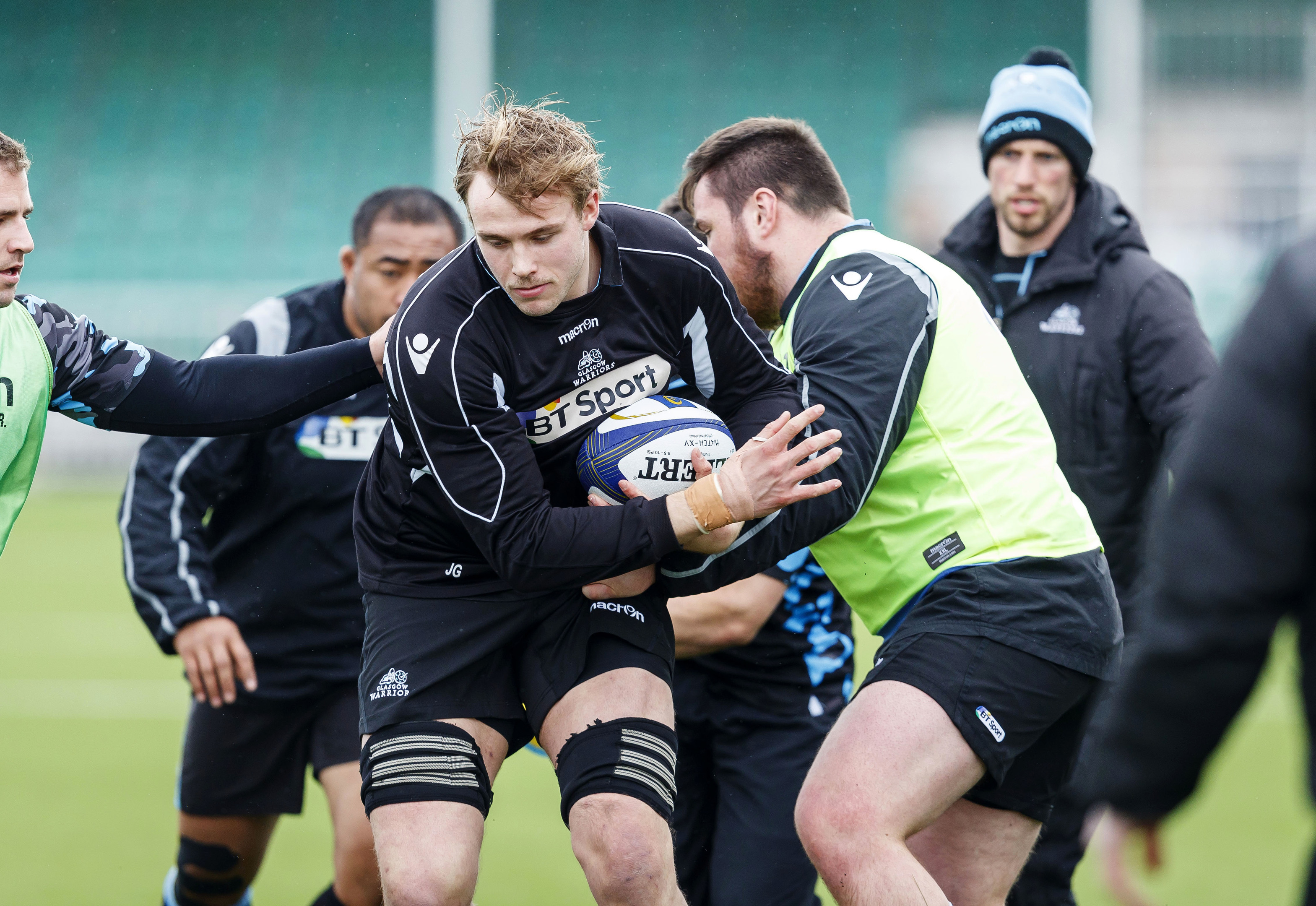 Jonny Gray is among the Glasgow Warriors returning for the European Cup quarter-final with Saracens.