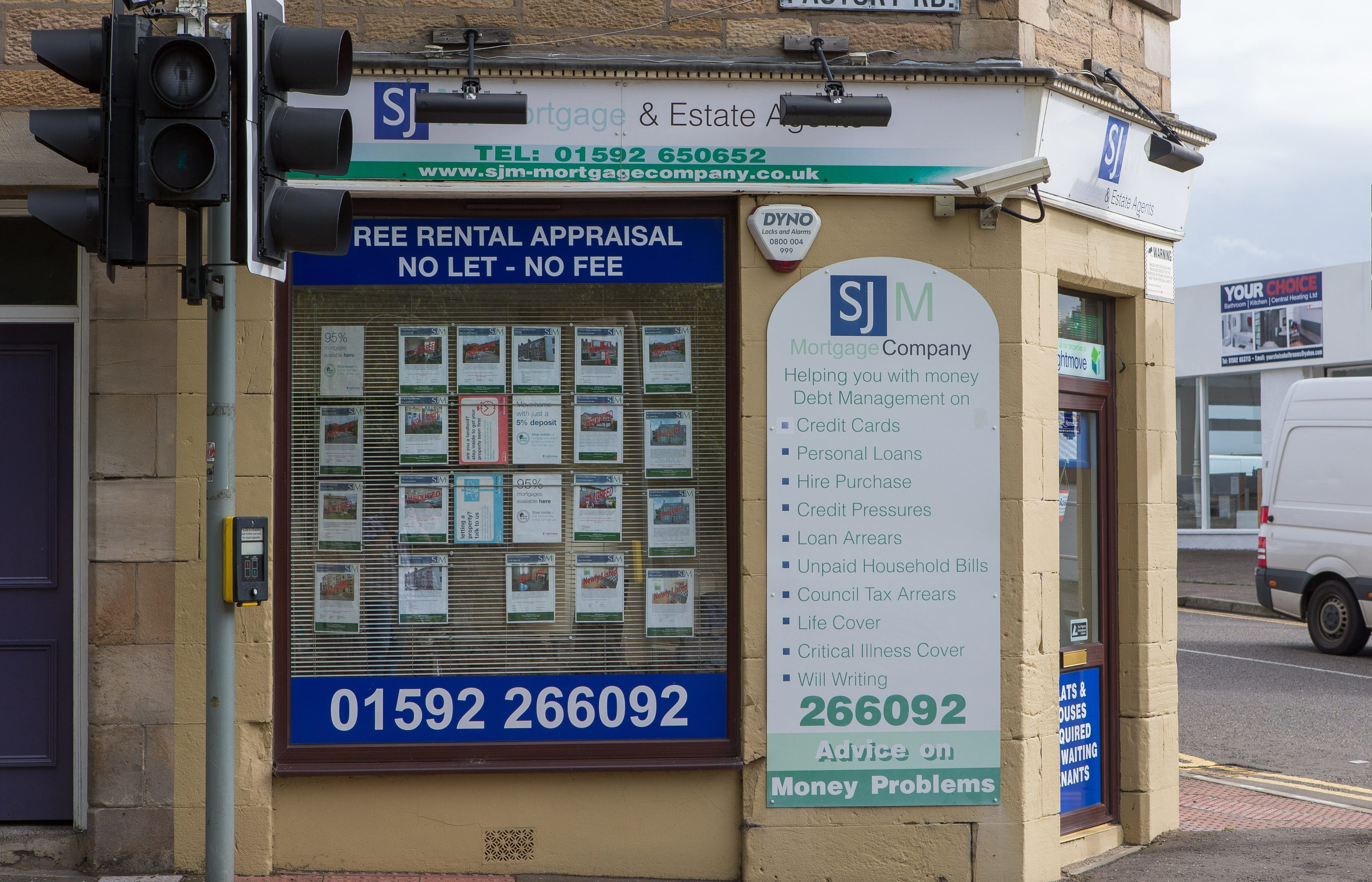 Average rental prices in Dundee have decreased by more than 7% in the last year.
