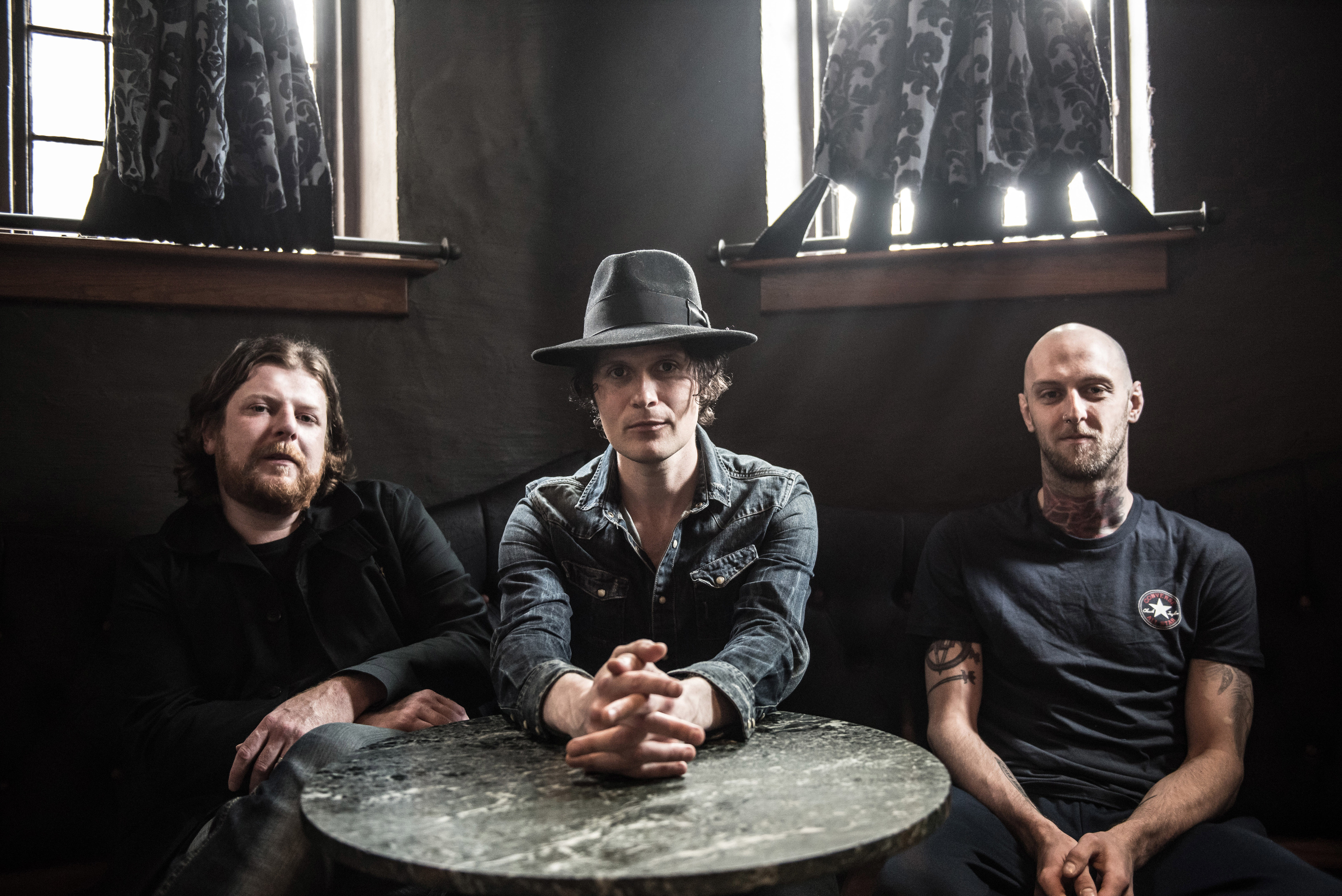 The Fratellis will play Camperdown Park again.