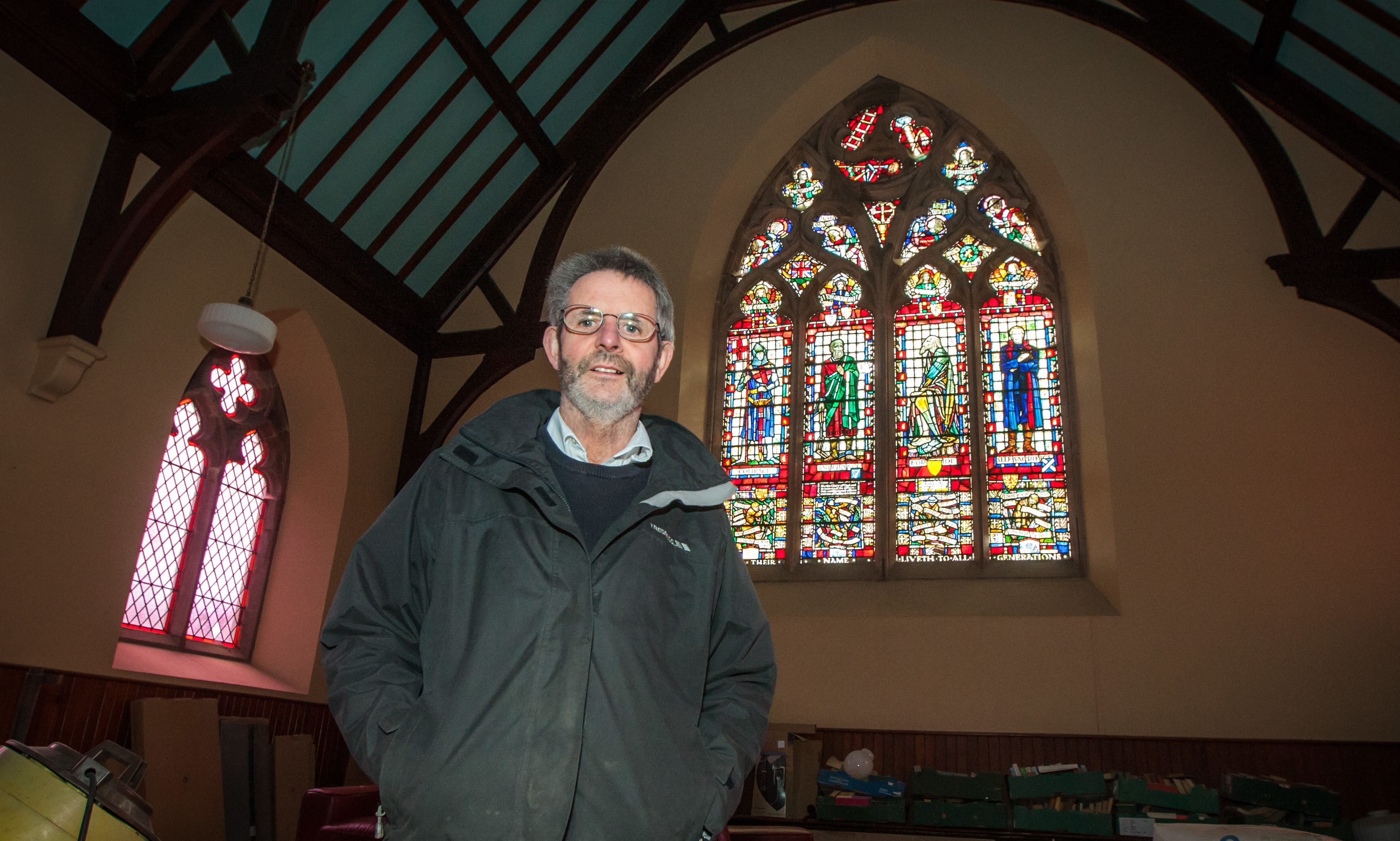 Willie Little will look to open his new restaurant in converted church in Blairgowrie/Rattray.