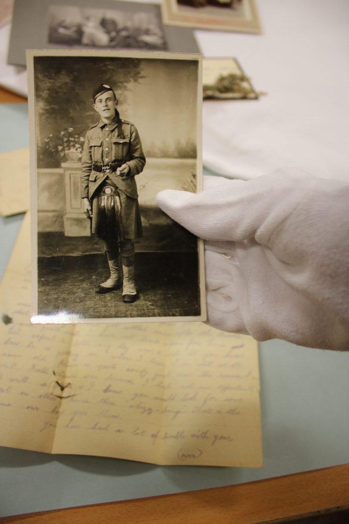 A photograph of John Alex Veitch