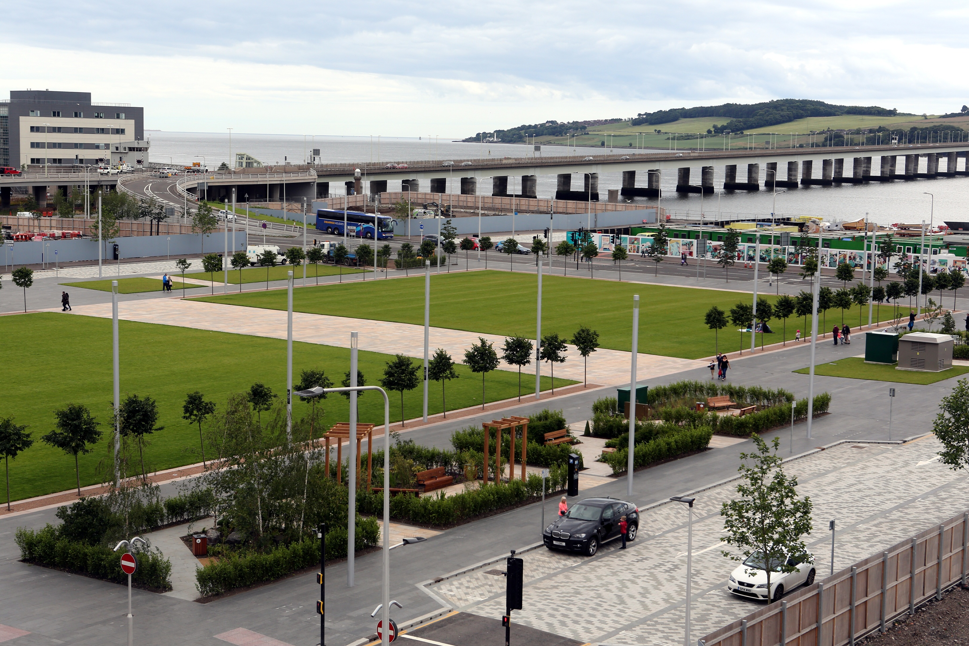 Slessor Gardens, which will host three concerts this summer