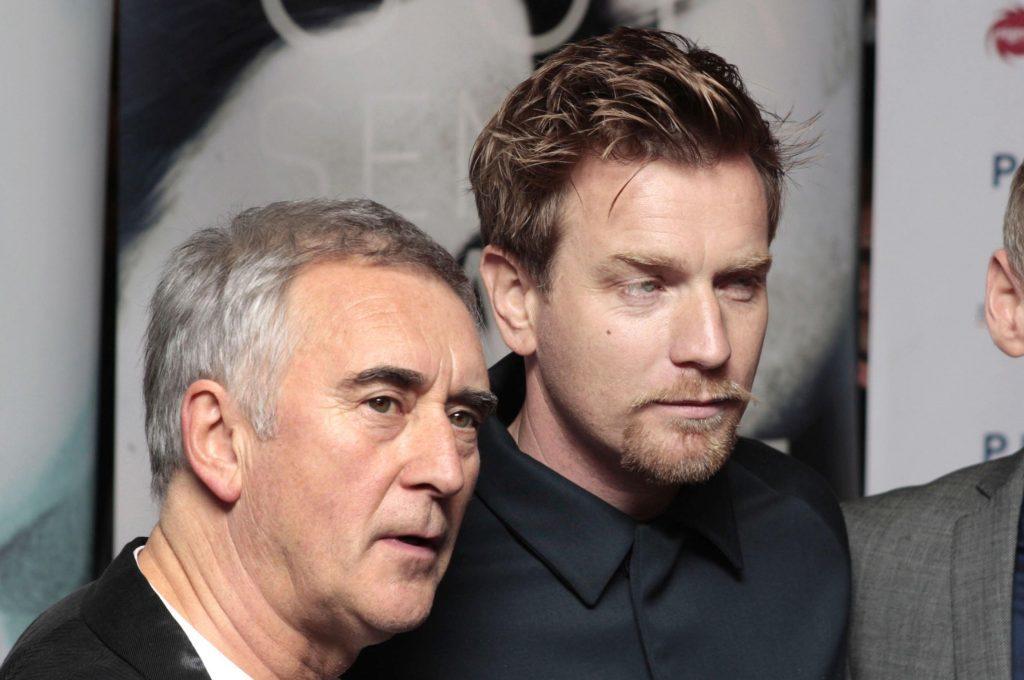 Denis Lawson and Ewan McGregor.