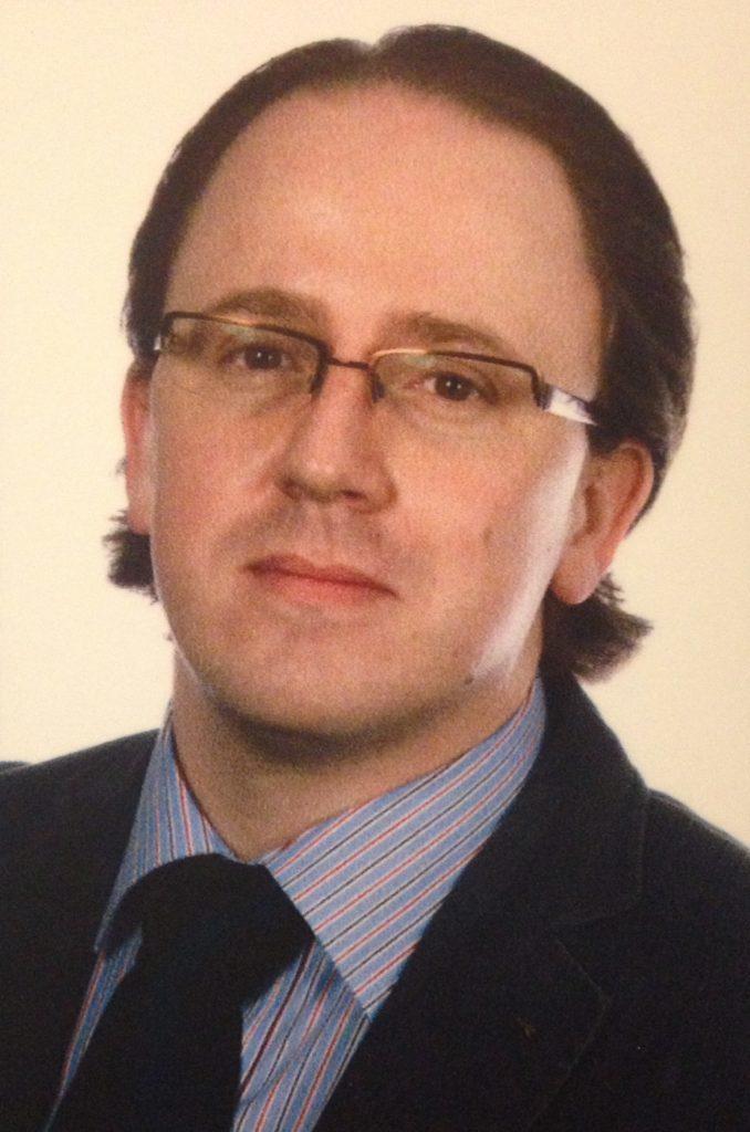 Dr Derek Patrick