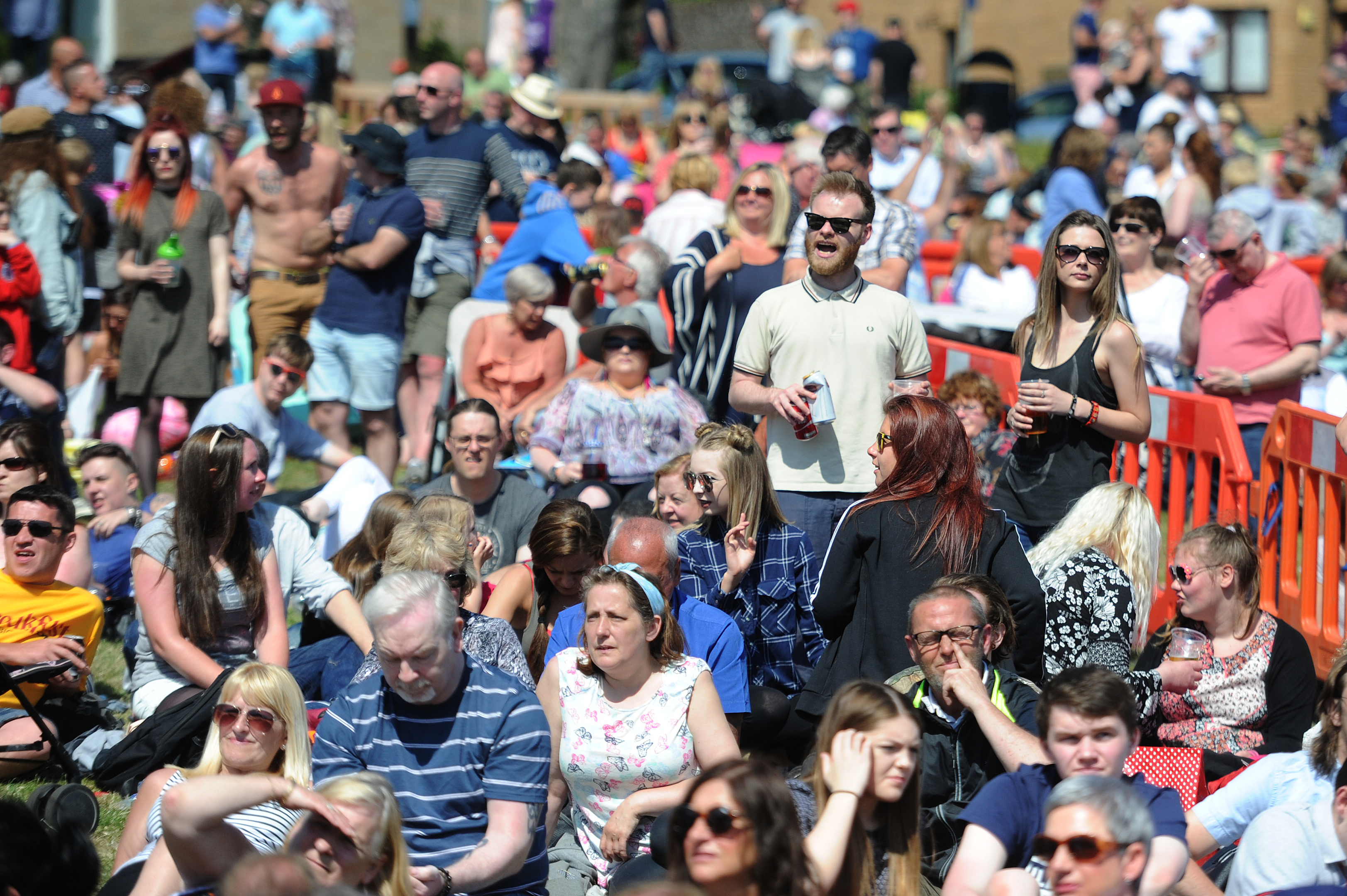 The new restrictions are a response to the dramatic growth in crowd numbers at Westfest's Big Sunday.