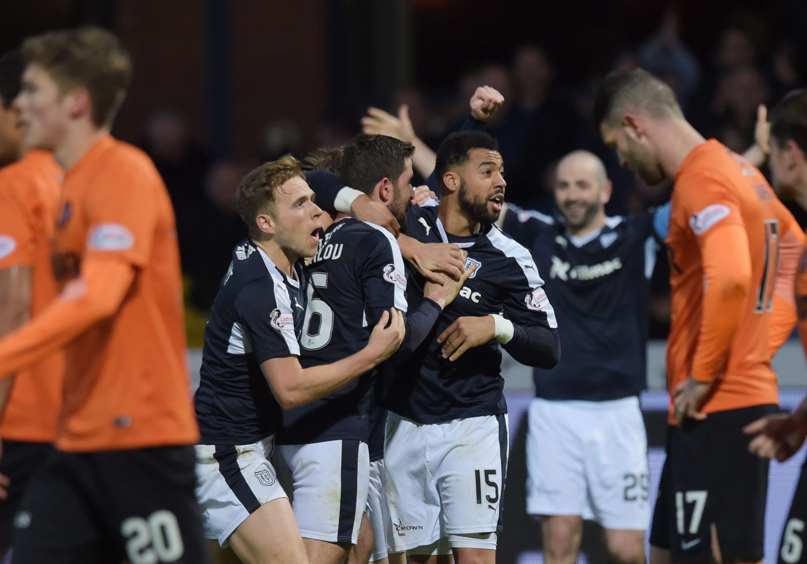 Could there be another derby with Premiership football on the line for both Dundee clubs?