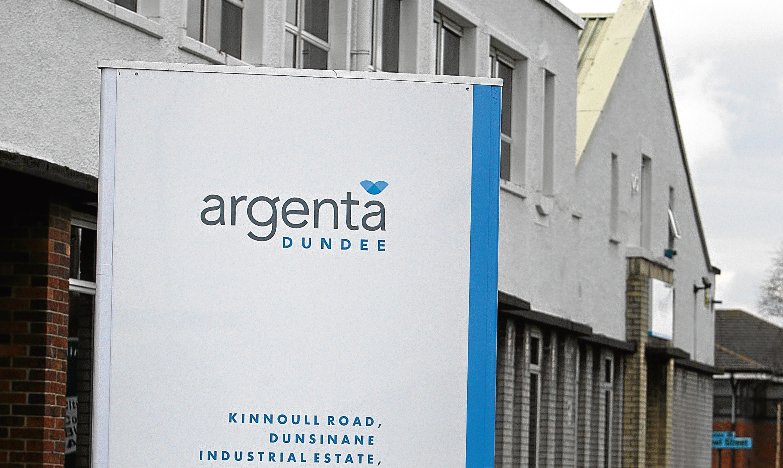Argenta Dundee animal health facility
