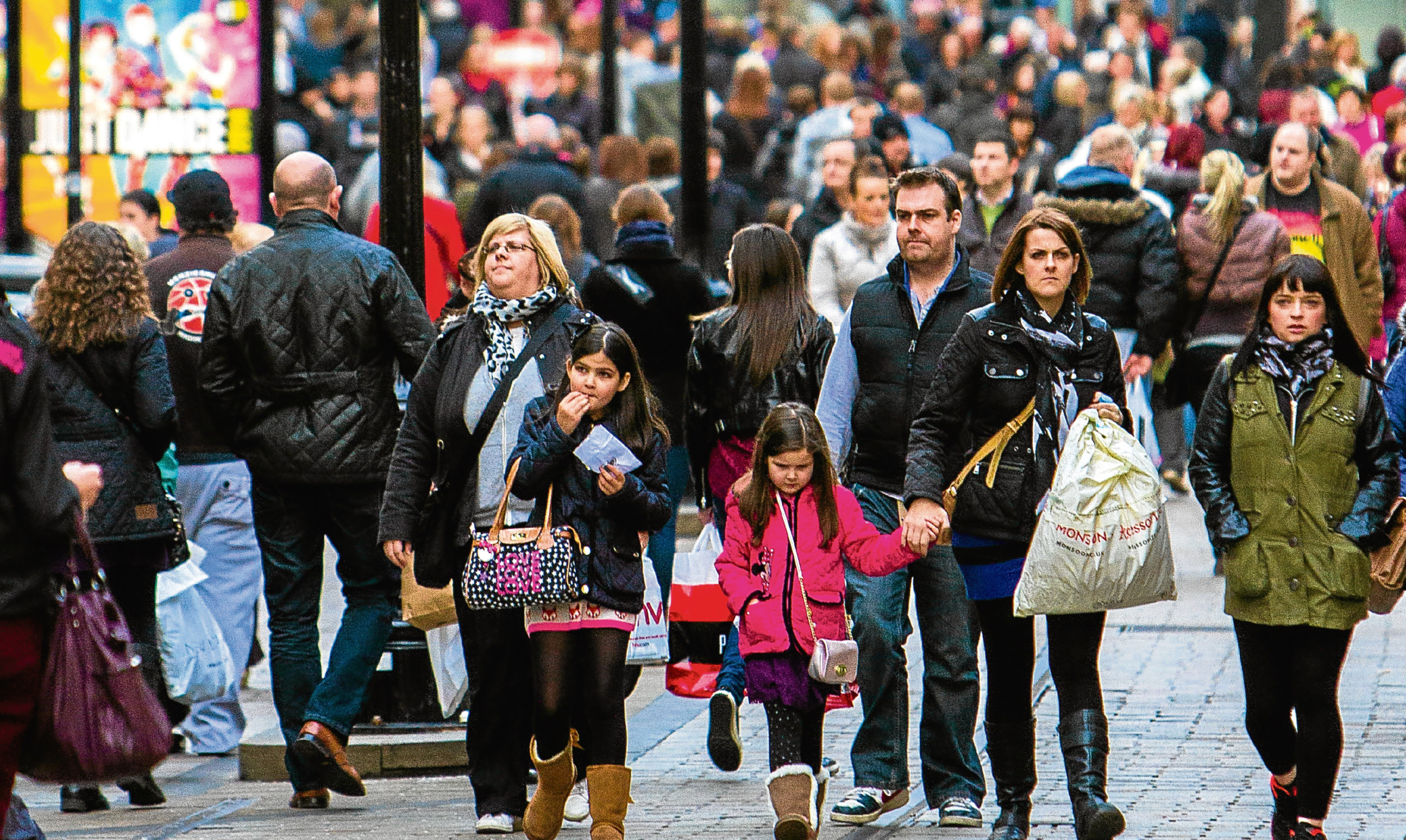 Retailers are hoping Easter weekend will provide an uplift