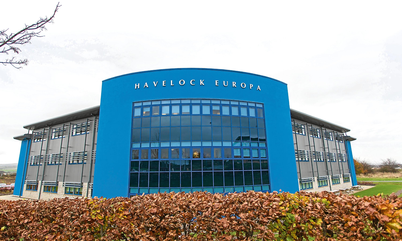 Havelock Europa in Kirkcaldy