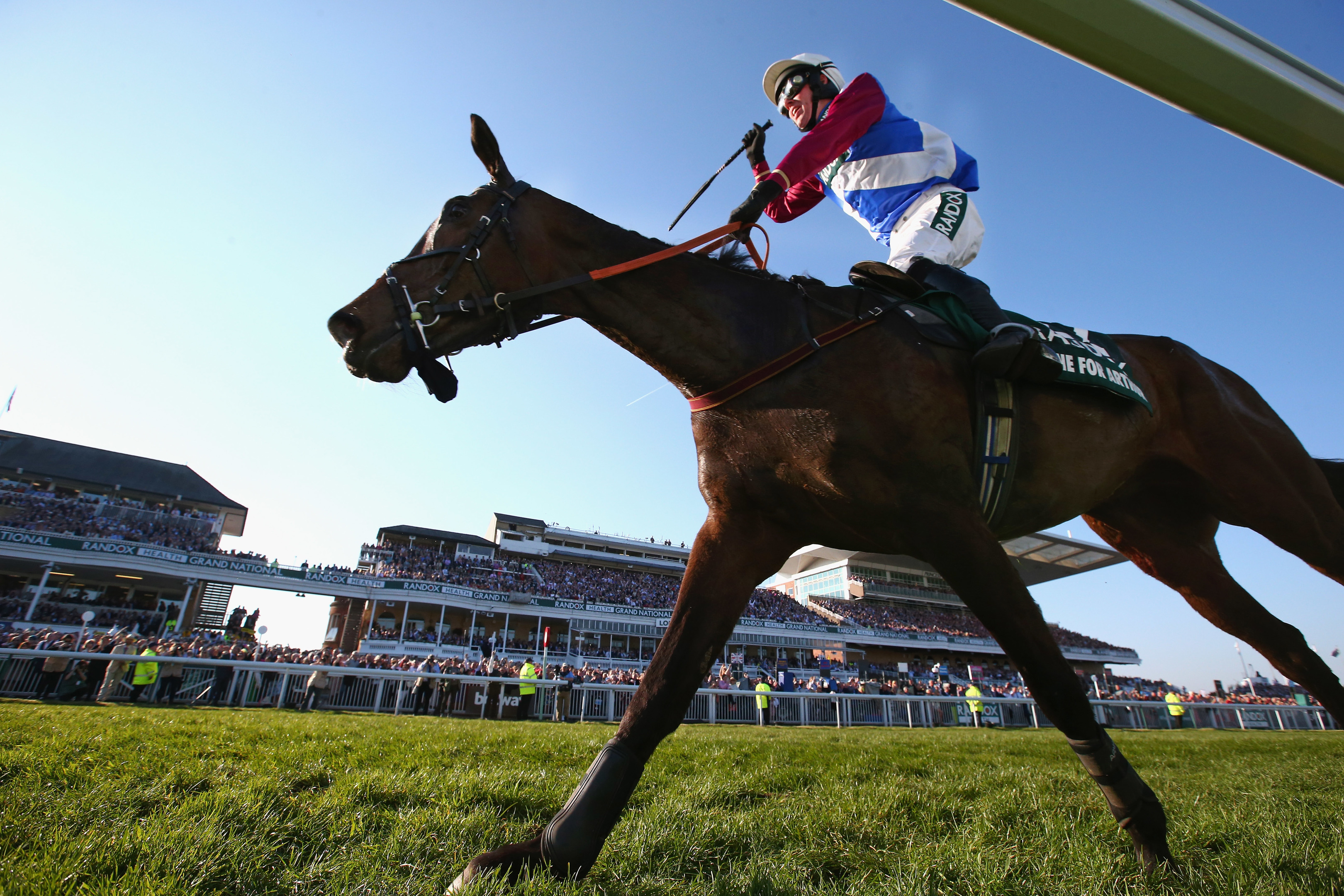One For Arthur and Derek Fox will be star attractions at Balcormo Races