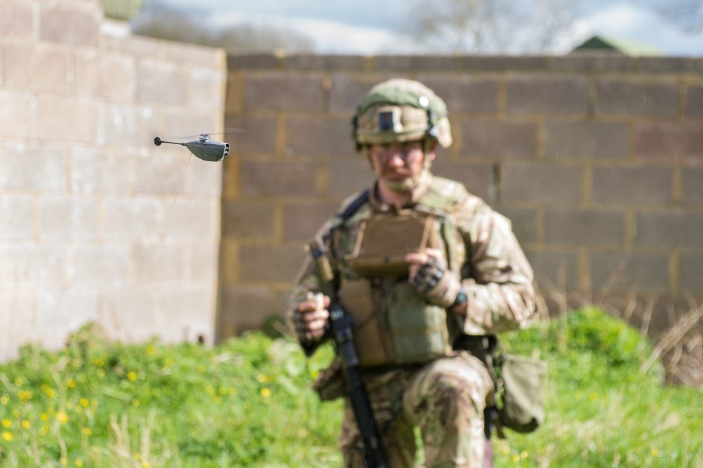 ARMY WARFIGHTING EXPERIMENT 2017 – TESTING THE NEXT GENERATION OF TECHNOLOGY