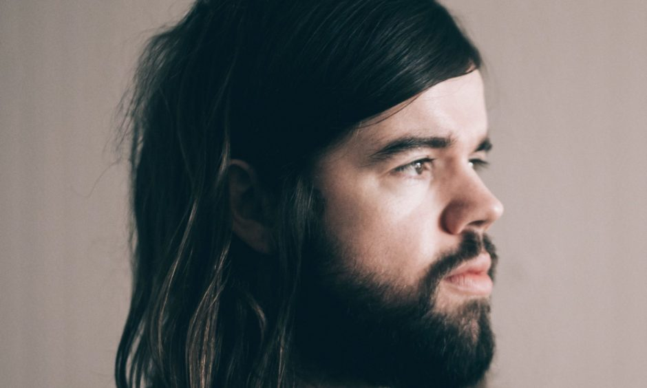 Dundee musician Andrew Mitchell, aka Andrew Wasylyk