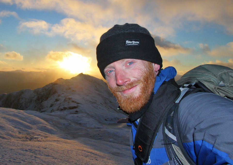 Ben Dolphin, who lives in Fife, has been appointed the new president of Ramblers Scotland.