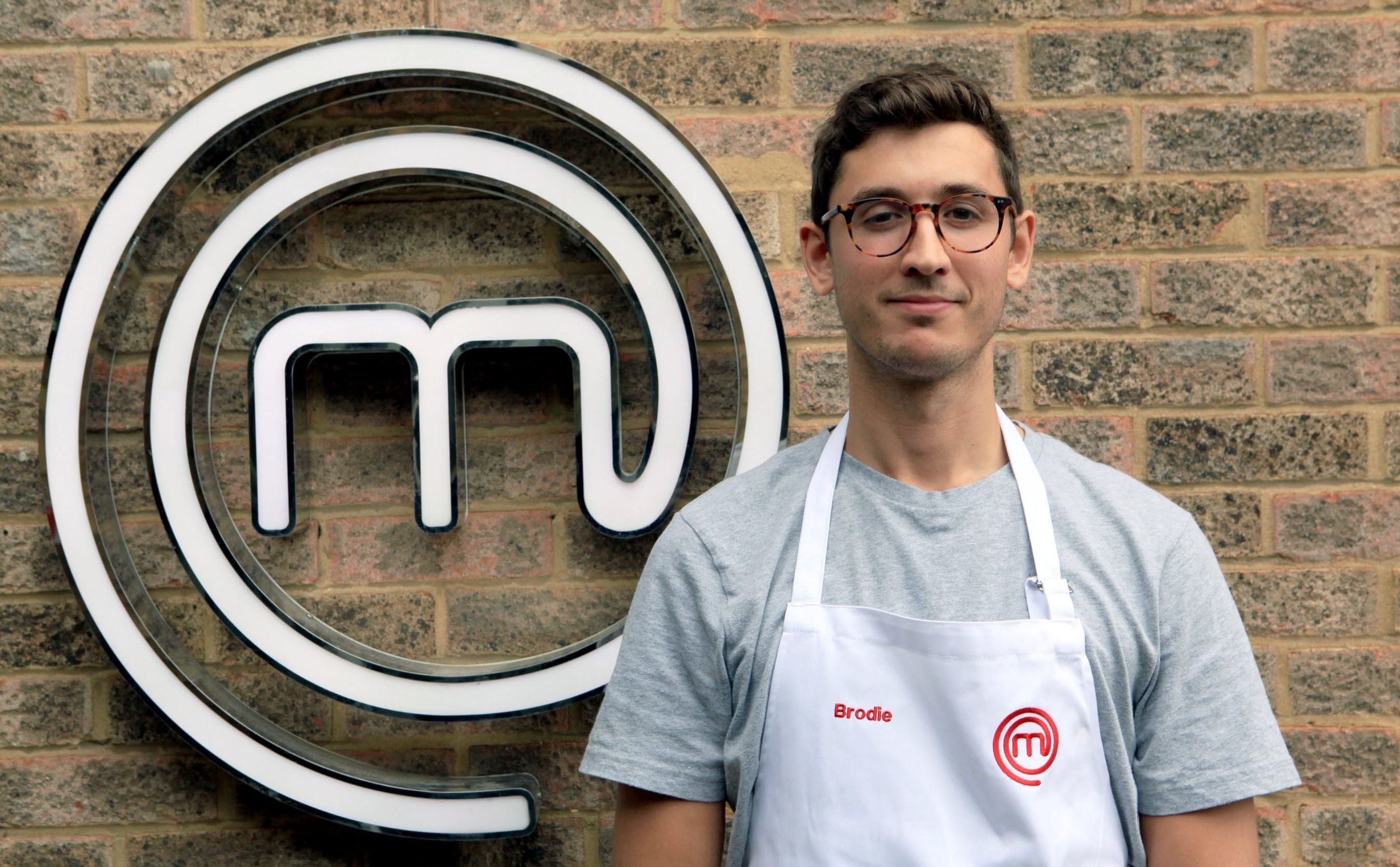 Brodie Williams, from Cupar, is appearing as a contestant on MasterChef