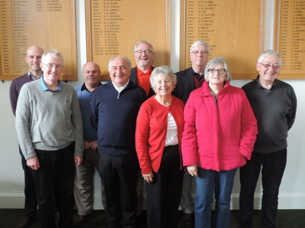 The Letham Grange committee