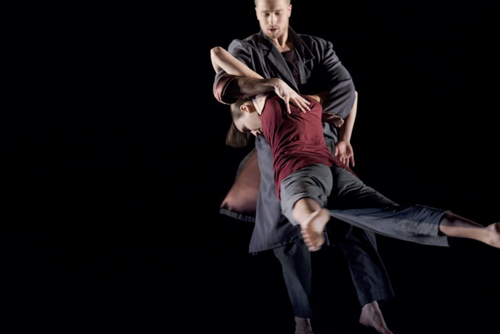 EDge dancers Sam Ford and Sara Augieras performing Consumed by Karen and Allen Kaeja_Imageby_CamillaGreenwell750_8839